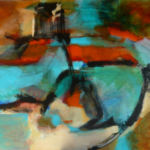 Turquoise I, Cleo Teissedre, Rogoway