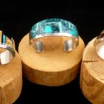 Wide Cuffs, Wayne Muskett Jewelry, Rogoway