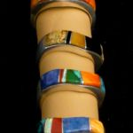 Women's V-Rings, Wayne Muskett Jewelry, Rogoway