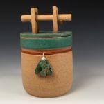 John Carney #101, Ceramic Vessel Art, Rogoway Gallery