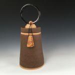 John Carney #107, Ceramic Vessel Art, Rogoway Gallery