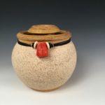 John Carney #108, Ceramic Vessel Art, Rogoway Gallery