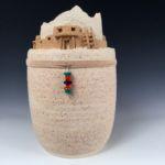 John Carney #109, Ceramic Vessel Art, Rogoway Gallery