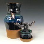 John Carney #111, Ceramic Vessel Art, Rogoway Gallery
