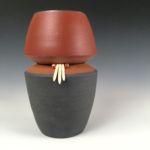 John Carney #112, Ceramic Vessel Art, Rogoway Gallery