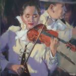 Serenata Vespertina, Gretchen Lopez, Rogoway Gallery