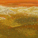 Flowerfield #10, Kenneth Ober, Painting, Rogoway Gallery